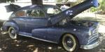 Pontiac 1947 Coupé Sedán