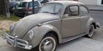 Volkswagen Escarabajo Sunroof 1967