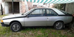 Renault Fuego 1986