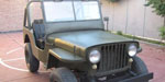 Jeep Willys Willys MB 1944 Guerrero Original