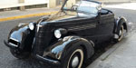 Chevrolet Coupé 1938 Boat Tail