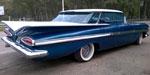 Chevrolet Impala Sedán Sport 1959