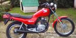 Honda CB 250 Nighthawk
