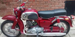 Honda Benly 1961