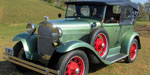 Ford A Doble Phaeton 1930