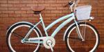 Bicicleta De Paseo Flowers R26