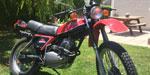 Honda XL250S