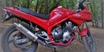 Yamaha Xj 600 Seca Ii