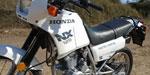Honda Nx 125