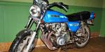 Suzuki GSE 550