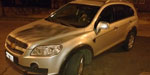 Chevrolet Captiva LTZ Diesel