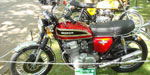 Honda 750 1975
