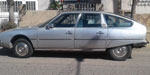 Citroen CX Pallas 2400
