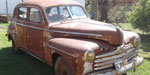 Ford  V8 47 1947