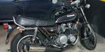 Kawasaki 650 SR 1980