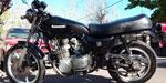 Kawasaki SR 650