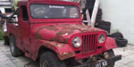 Jeep IKA Pick Up 1960