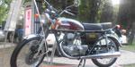 Honda CB125 1974
