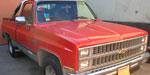 Chevrolet Silverado C10 1981