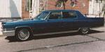 Cadillac Fleetwod 1970