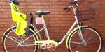 Bicicleta De Paseo Fluor R26