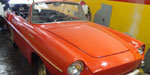 Renault Floride Cabriolet 1962
