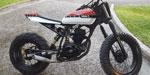 Yamaha TW 125 Japón