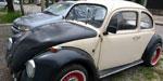 Volkswagen Escararbajo 1958