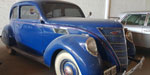 Lincoln Zephyr V12 1937