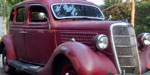 Ford 1935 Fordor Sedán