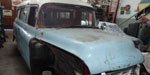 Chevrolet Furgón 1955