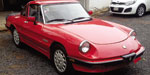 Alfa Romeo Spider Quadrifoglio