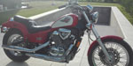 Honda Shadow VLX 1994