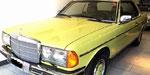 Mercedes Benz 230 CE 1980