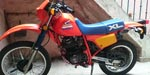 Honda XL250R California