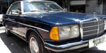 Mercedes Benz 1980