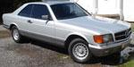 Mercedes Benz 500 SEC 1983